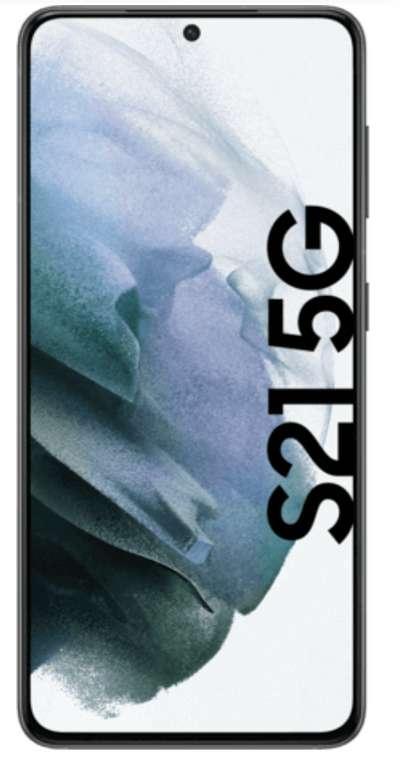Samsung Galaxy S21 5G (49€) + MD Telekom green LTE 26GB Special für 30€mtl.