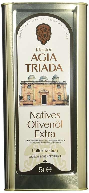 Prime Days: Agia Triada - extra natives Olivenöl (5 Liter) aus Griechenland für 27,99€ inkl. Prime Versand (statt 35€)