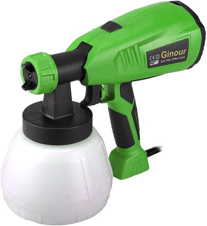 Ginour Farbsprühsystem mit 1300ml Behälter (800 ml/min) für 23,99€ inkl. Versand (statt 40€)