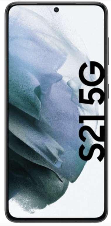 Samsung Galaxy S21 5G (49€) + Vodafone Allnet- und SMS-Flat mit 30GB LTE für 30€ mtl.