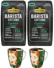 2kg Jacobs Barista Editions Crema Intense (Bohnen) + 2 Ritzenhoff Becher für 20€