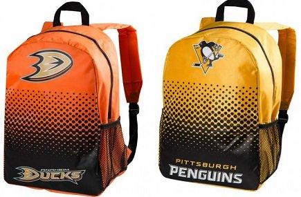 NHL Fade Backpack Fan Rucksäcke für je nur 10€ zzgl. 3,95€ VSK