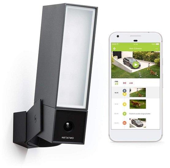 Netatmo NOC01-DE Presence IP Überwachungskamera für 229€ (statt 272€)
