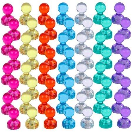 Lictin - 56er Pack Magnete für Whiteboards, Kühlschränke etc. nur 4,99€ (Prime)