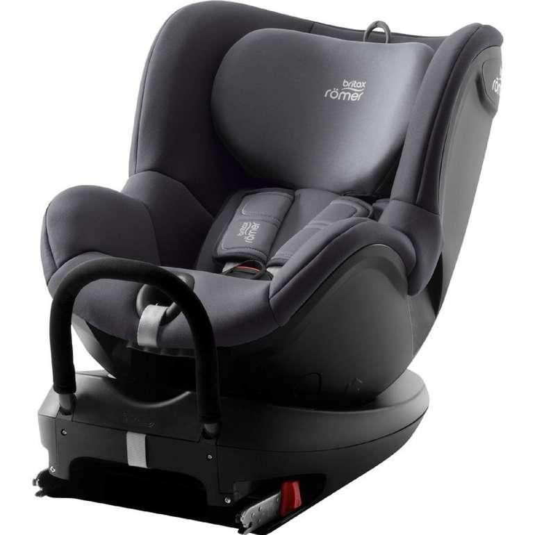 Britax Römer Kindersitz Dualfix 2 R Storm Grey für 290,72€ inkl. Versand (statt 331€)