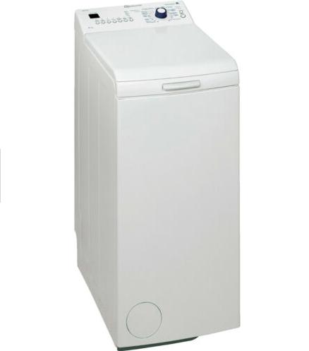 Bauknecht WAT DR 1 - 6kg Toplader Waschmaschine mit 1000 U/min. für 325,04€