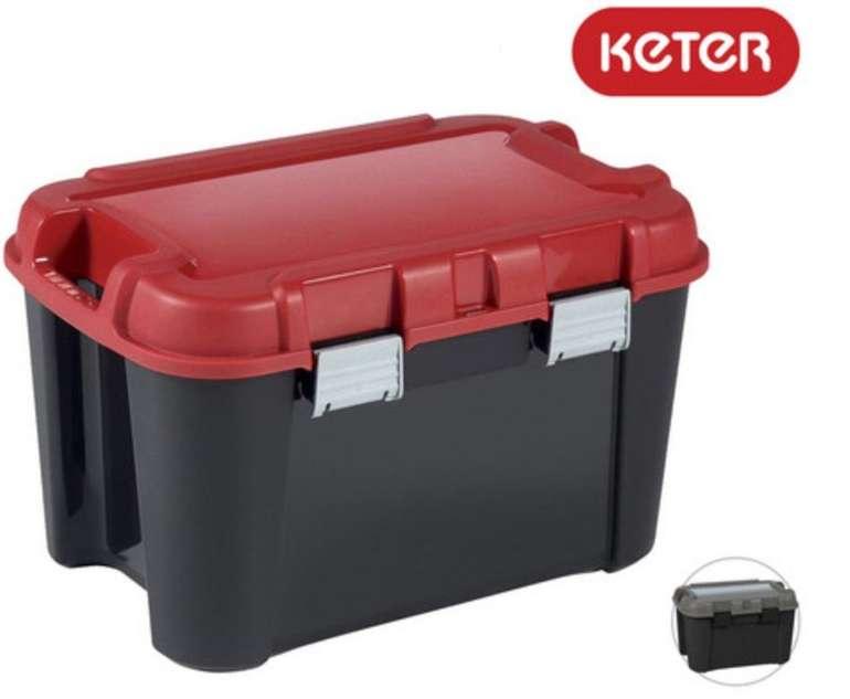 4er Pack Allibert Keter Totem - 60 Liter Aufbewahrungsboxen für 48,90€ inkl. Versand (statt 82€)