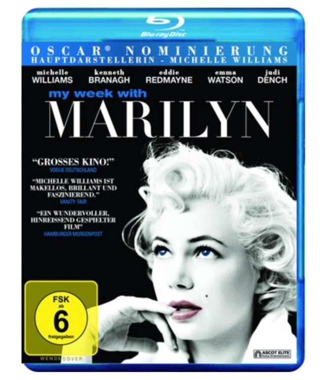 My Week With Marilyn (Blu-ray) für 3,90€ inkl. Versand (statt 10€)