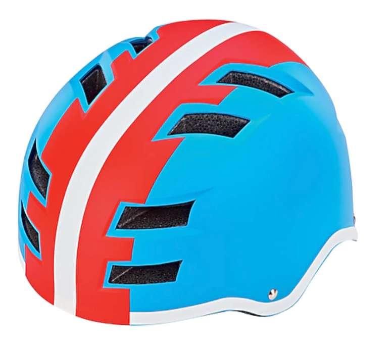 Prophete Fahrradhelm blau mit einstellbarer Kopfring (55 - 58 cm) für 18,44€inkl. Versand (statt 33€)