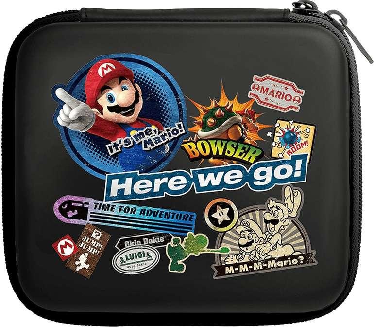 """Hori Nintendo 2DS-Tasche """"Mario Hard Pouch"""" für 12,03€ inkl. Versand (statt 20€)"""