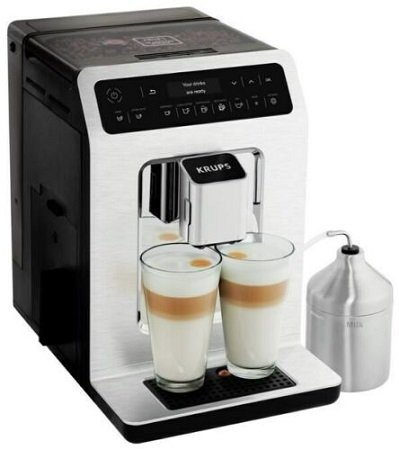 Krups Evidence EA891C One-Touch-Cappuccino Vollautomat für 449€