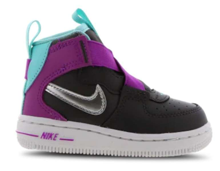 Nike Air Force 1 Highness Baby Sneaker (Größe 21 bis 25) für 29,99€ inkl. Versand (statt 40€)