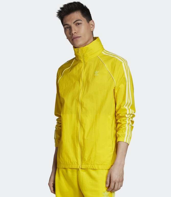 "Adidas Originals Übergangsjacke ""SST Windbreaker"" für 33,58€ inkl. Versand (statt 49€)"