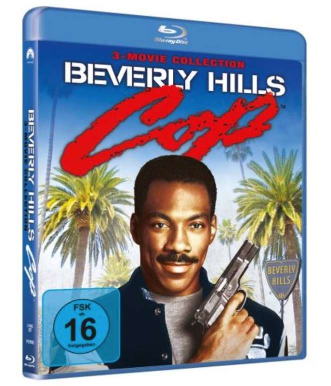 Thalia: 17% auf Filme & Spielwaren - z.B. Beverly Hills Cop 1-3 (Blu-ray) ab 11€