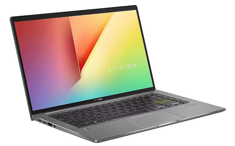 "ASUS VivoBook S14 14"" FHD Evo i5-1135G7 (8GB/512GB, SSD, 32GB, Win10) für 679€inkl. Versand"