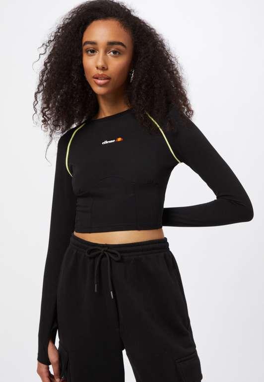 Ellesse T-Shirt Honorata in Schwarz für 13,96€ inkl. Versand (statt 30€)