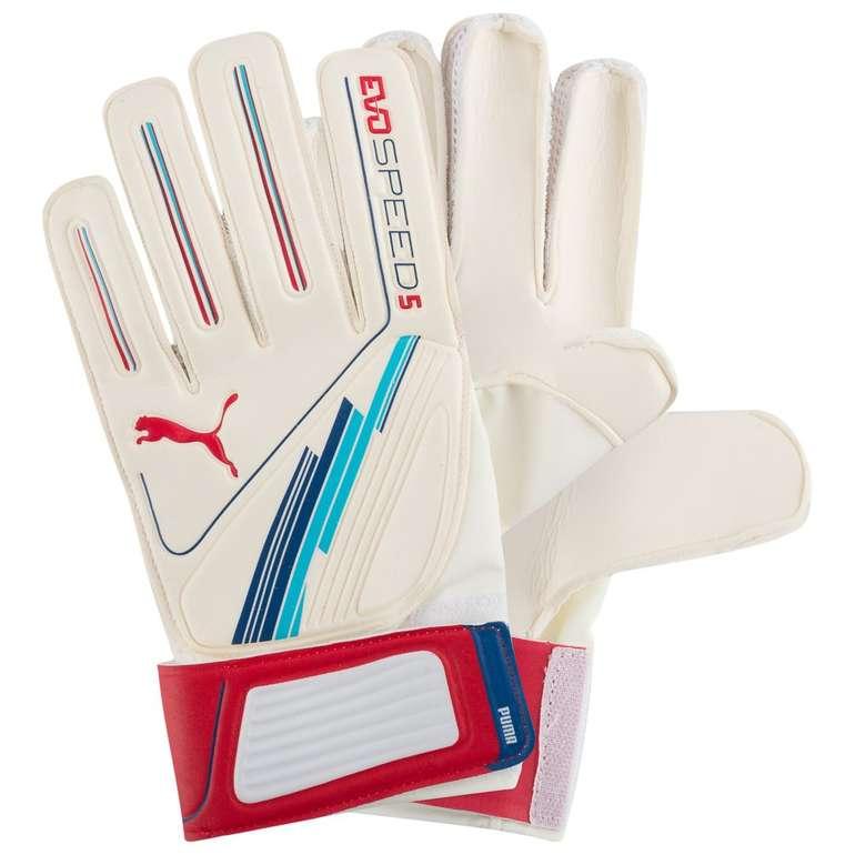 Puma evoSPEED 5 Gloves Torwarthandschuhe für 7,28€ inkl. VSK (statt 11€)