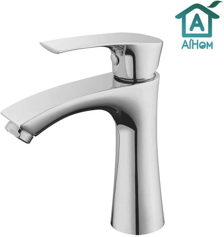 AiHom Kaltwasser Waschtischarmatur für 19,99€ inkl. Versand (statt 30€)