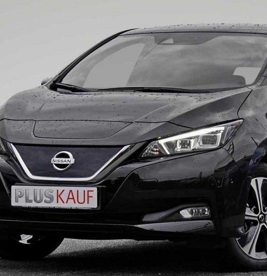 Nissan Leaf ZE1 Elektro-Fahrzeug mit 150PS ab 192,44€ mtl. Netto im Privat + Gewerbeleasing