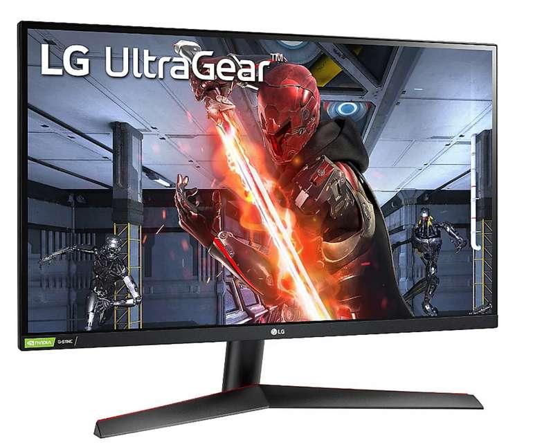 LG UltraGear 27GN600-B mit 27 Zoll (FHD, IPS, 144 Hz, 1 ms) für 163,99€inkl. Versand (statt 186€)