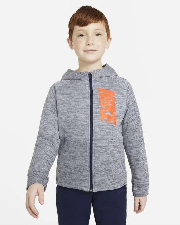 Nike Therma Jungen Trainings-Hoodie für 29,72€ inkl. Versand (statt 40€) - Nike Membership!