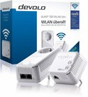 devolo dLAN 500+ WiFi Starter Kit für 59,90€ inkl. VSK (statt 71€)