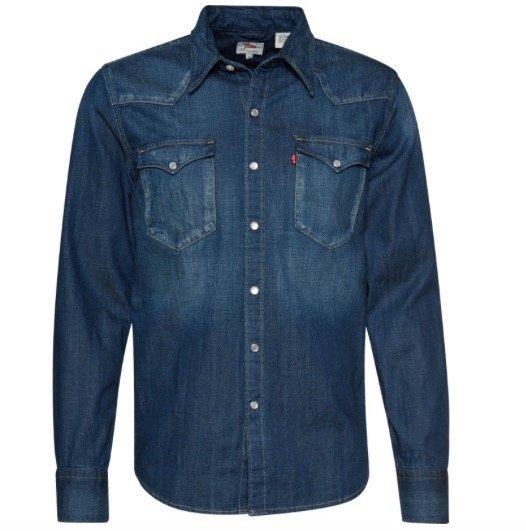 Bis zu 30% Extra-Rabatt auf Hemden - z.B. Levis Hemd ab 55,93€