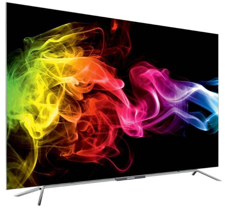 """Grundig 65 FOC 9880 (65"""", OLED, Ultra HD, 4K) für 969€ (Vergleich: 1399€)"""