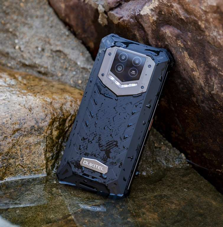 "Oukitel WP15 - 6,5"" Outdoor Smartphone (8+128GB, 15600mAh, 48MP) für 244,48€ inkl. Versand (statt 411€)"