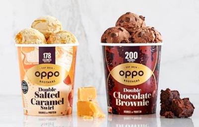 Oppo Brothers Eis gratis erhalten dank Geld-zurück-Garantie (GzG)