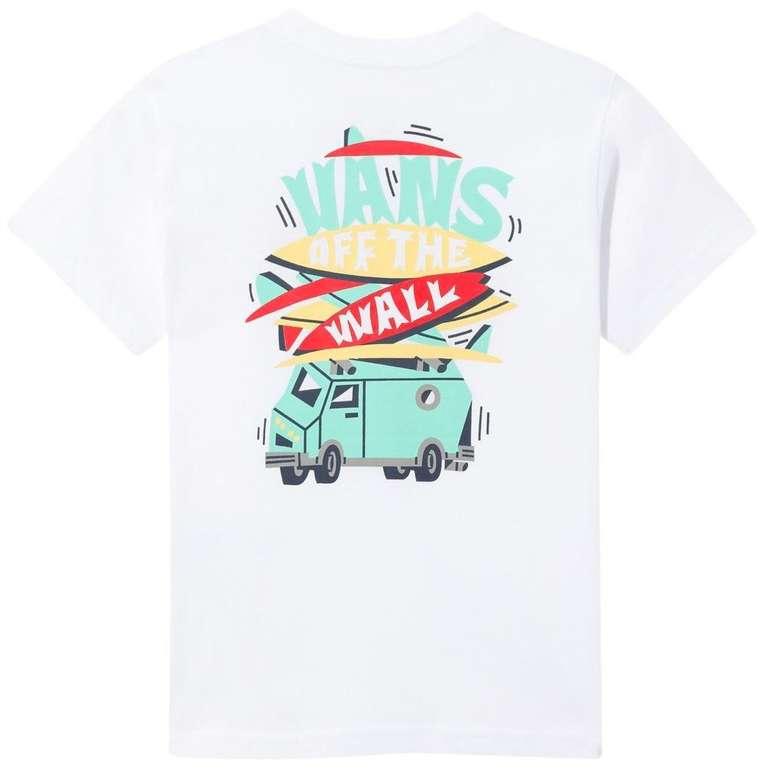 Vans Classic Logo Fill T-Shirt (2 - 8 Jahre) für 9€ inkl. Versand (statt 16€)