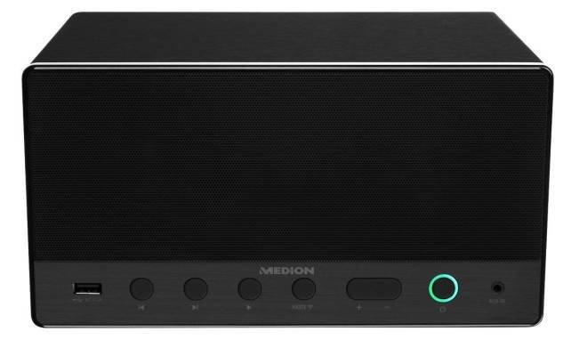 Medion Life P61071 (MD 43035) Multiroom-Lautsprecher für 26,99€ inkl. Versand