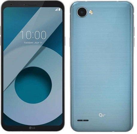 """LG Q6+ - 5,5"""" Smartphone mit 64GB Speicher für 149€ inkl. VSK"""