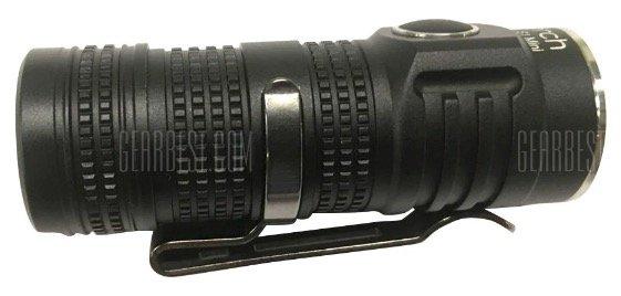 Utorch S1 Mini Cree XP LED-Taschenlampe für 14,57€ inkl. Versand