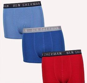 Nur Heute: Ben Sherman Boxershorts - 2er Pack 10,99€, 3er Pack ab für 12,99€