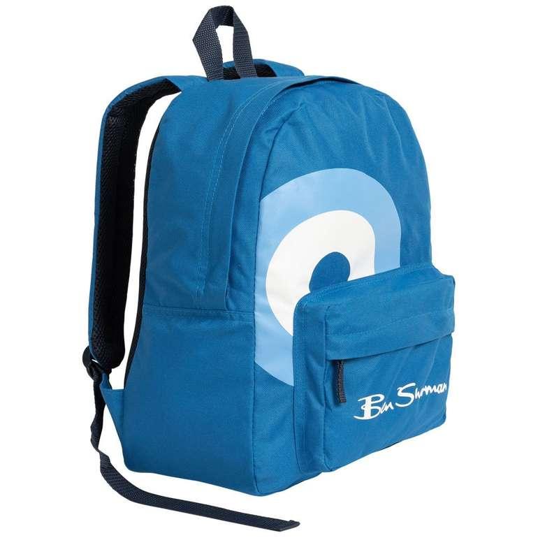 Ben Sherman Target Rucksack für 4,44€ zzgl. Versand (statt 15€)