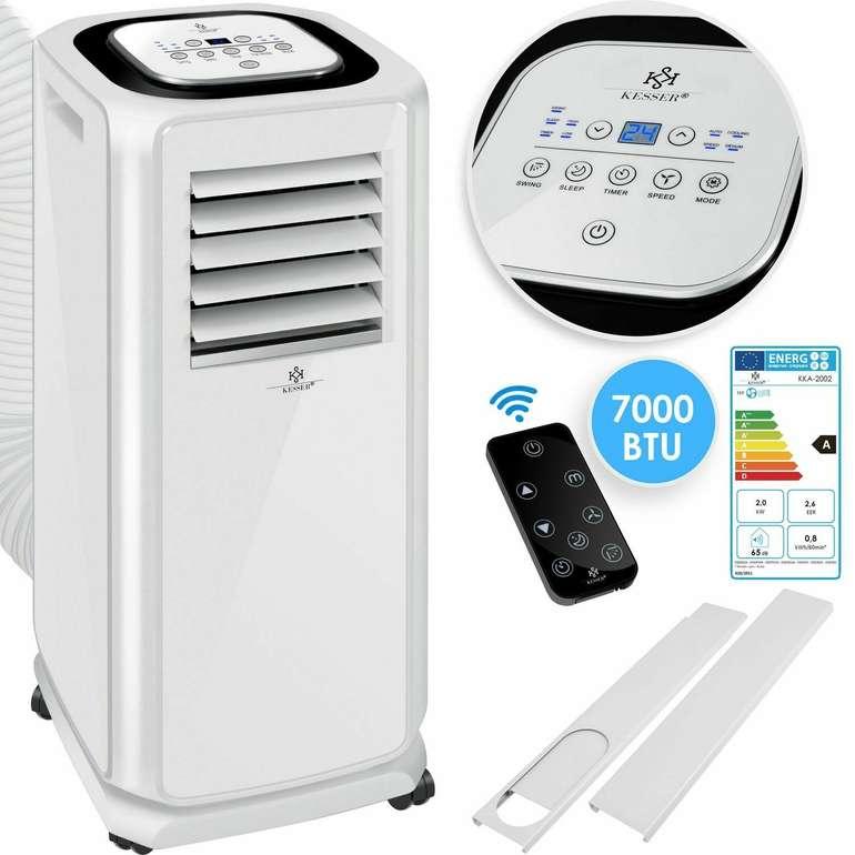 Kesser mobile 4in1 Klimaanlage mit 7000 BTU für 189,70€ (statt 221€)