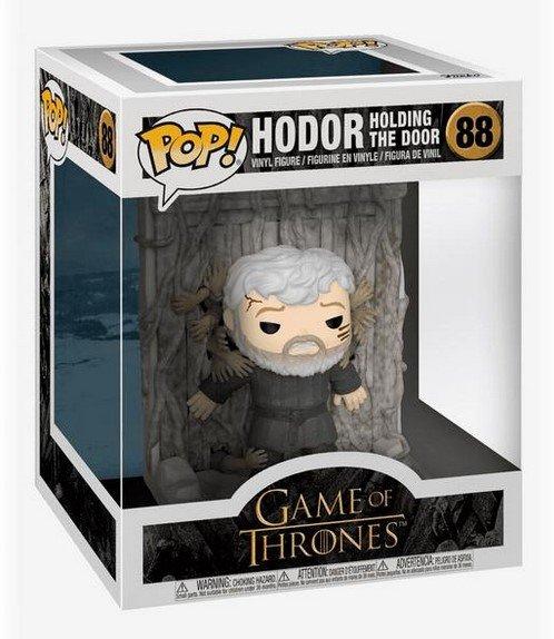 Funko Pop Deluxe: Game of Thrones - Hodor für  10,79€ inkl. Versand (statt 27€) - Thalia Club!
