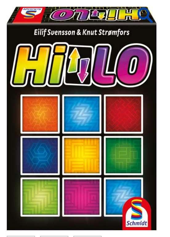 Schmidt HiLo, Logik & Denkspiel (49362) für 5,43€ inkl. Versand (statt 11€) - Thalia Club!