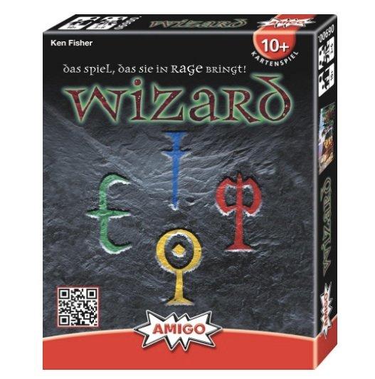 Wizard (Amigo 6900) Kartenspiel für 4,73€ inkl. Versand (statt 8€)