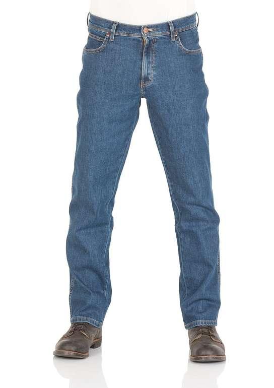 """Wrangler Herren Jeans """"Durable"""" in Regular Fit für 24,95€ inkl. Versand (statt 41€)"""