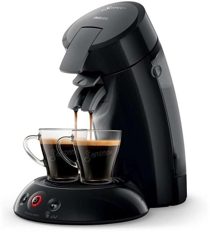 Philips Senseo Kaffeepadmaschine HD6554/22 für 38,59€ inkl. Versand (statt 49€) - Newsletter Gutschein
