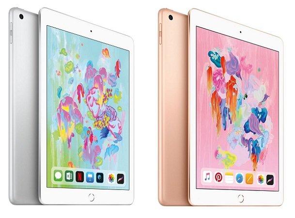 Apple iPad 2018 mit 32GB und WiFi versch. Farben ab 276,25€ inkl. Versand
