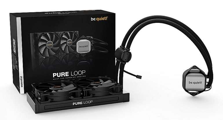 be quiet! Pure LOOP Wasserkühlung 240 mm (Intel/AMD) für 69,90€inkl. Versand (statt 83€)