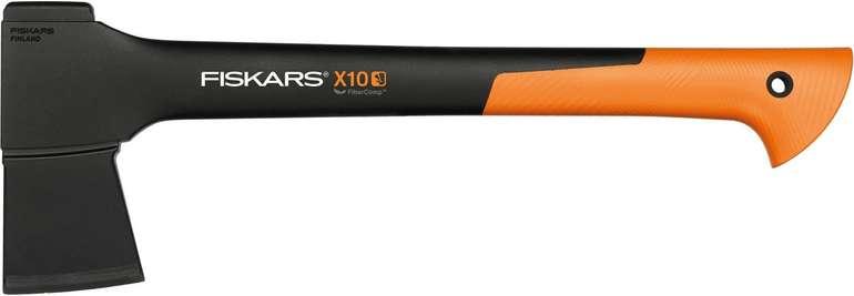 Fiskars Universalaxt X10-S für 24,49€ inkl. VSK (statt 30€)