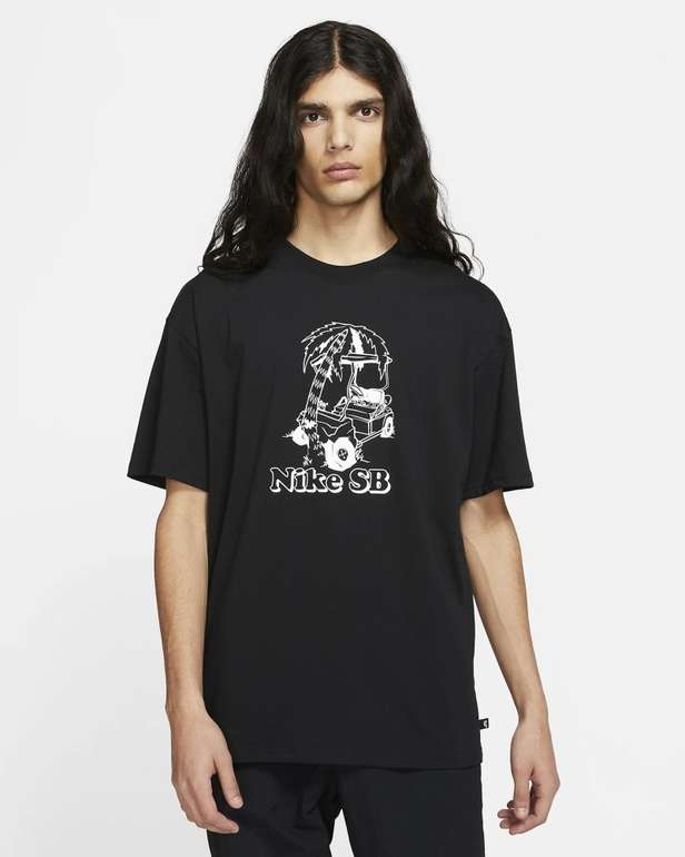 Nike SB Skate Herren T-Shirt in 2 Farben für je 17,98€ inkl. Versand (statt 30€) - Nike Membership!