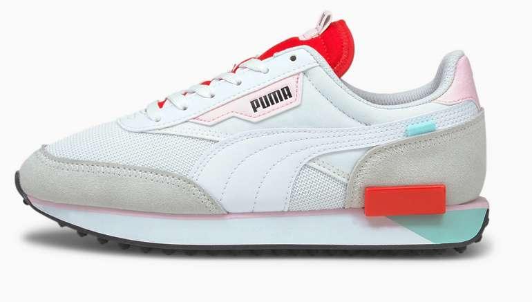 Puma Future Rider Neon Play Unisex Sneaker für 40,50€ inkl. Versand (statt 59€)