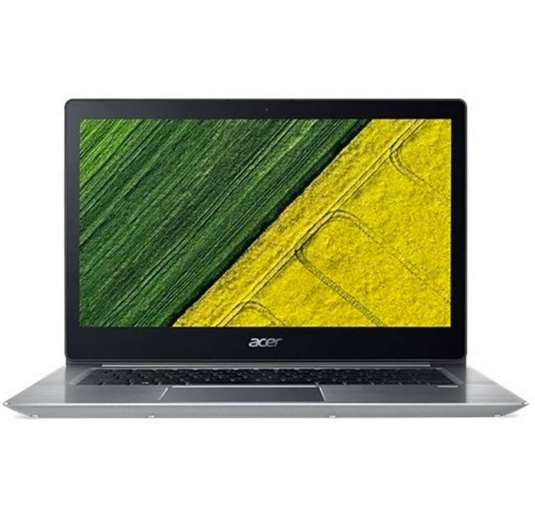"Acer Swift 3 SF314-52G - 15,6"" Notebook (Ryzen 7, RAM 8 GB, 256GB SSD) für 799€"