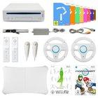 Wii Konsole +8 Spiele +Mario Kart +Wii Fit +Balance Board +Remote 99,99€