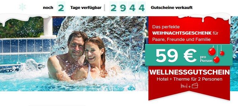 TravelCircus Wellness Gutschein